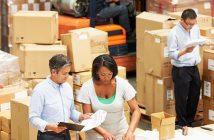 E-commerçants et logistique