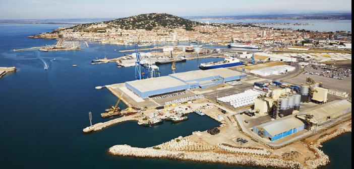 Le port de Sète poursuit la dématérialisation de ses flux marchandises