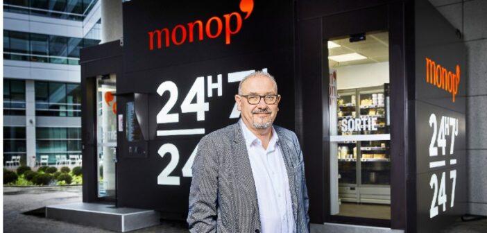 Vincent Cotteaux, DSI de Monoprix: «Nous avons développé un magasin autonome et signé un partenariat exigeant avec Amazon»