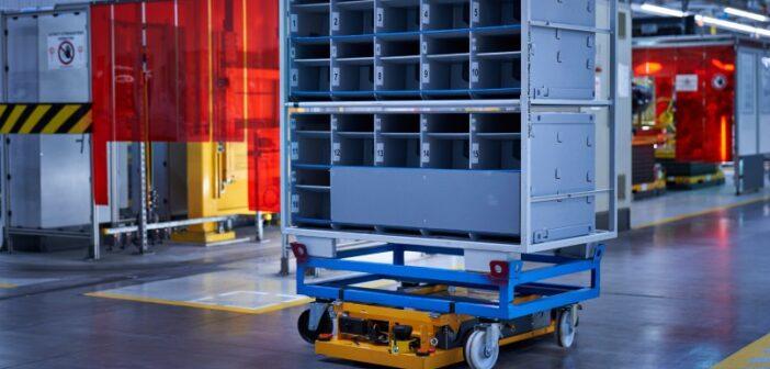 BMW ouvre Idealworks, une filiale de robotique logistique