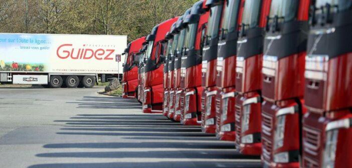 Les Transports Guidez passent aux bons d'échange de palettes dématérialisés