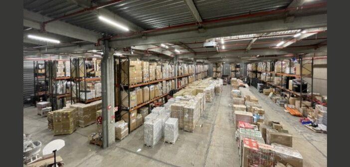 Chloélina passe du papier au WMS Izypro pour son entrepôt d'Éragny